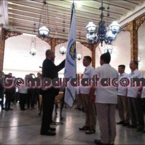 ketua dan pengurus baru askab pssi sumenep dilantik