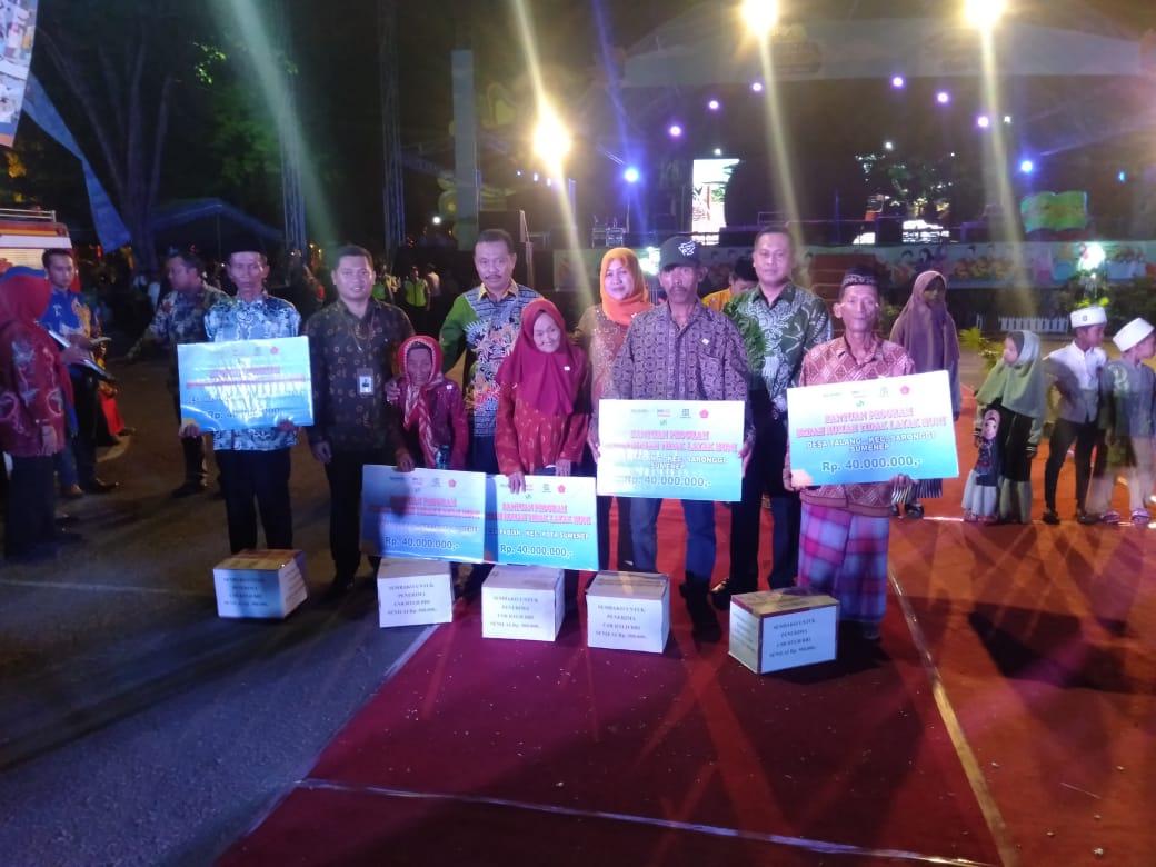 Pesta Rakyat Vaganza Mewarnai Akhir Pekan Di Sumenep