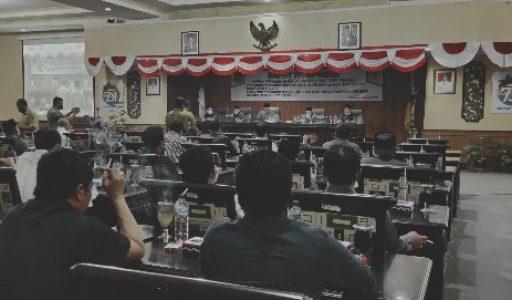 DPRD Sumenep Umumkan Penetapan Achmad Fauzi-Dewi Khalifah Sebagai Bupati dan Wakil Bupati