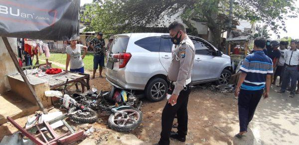 Toyota Calya Maut di Sumenep Renggut Nyawa Seorang Ibu