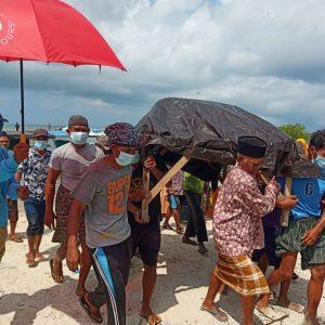 Akhirnya, Pencarian Nelayan Tenggelam Membuahkan Hasil