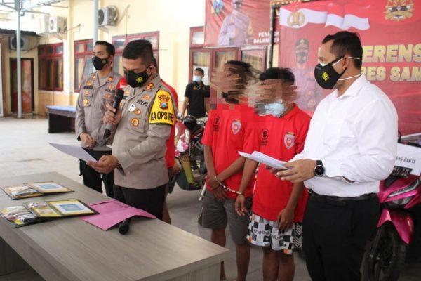 Biadab, Pelajar di Sampang Bunuh Pacarnya Setelah Tahu Hamil