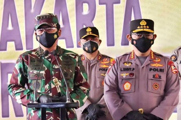 Arahan Khusus Panglima TNI dan Kapolri untuk Anggota yang Bertugas di Papua