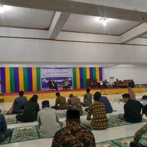 tingkatkan semangat berwirausaha, remaja masjid islamic center lhokseumawe gelar seminar entrepreneur